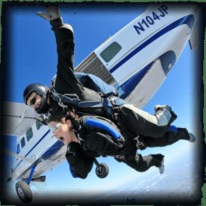 Skydive Alabama Tandem Jump