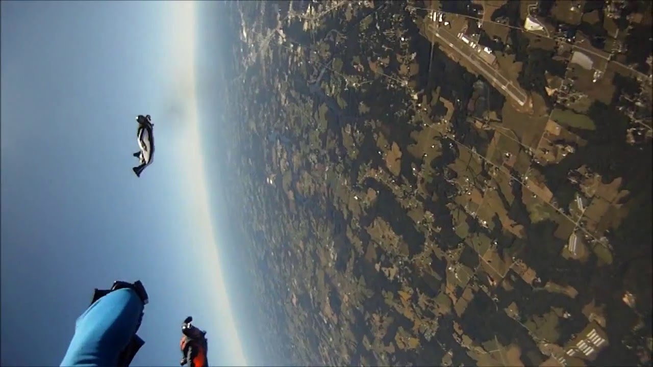 Skydive Alabama Wingsuit